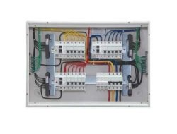 Brisk MCB Distribution Board, IP33