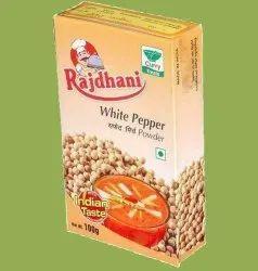 Rajdhani White Pepper Powder