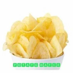 Classic Salted Potato Wafer Chips, Packet, Packaging Size: 1 Kg