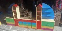 Platinum Interio Wooden Almirah, For school