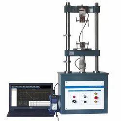 Calibration of Tensile Testing Machine Under NABL