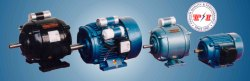 TI Sigle Phase Electrical Motor, For Industrial, Power: <10 KW