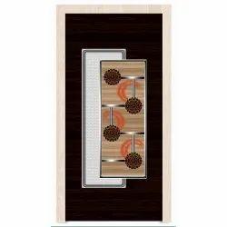 Rectangular Plywood Door