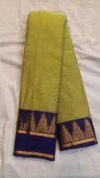 cotton  Mercerized sarees
