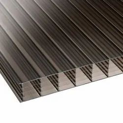 Polycarbonate Black Roofing Sheet