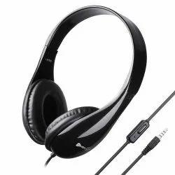 Genter Black Stunner X2 Wired Headphones, 10kg