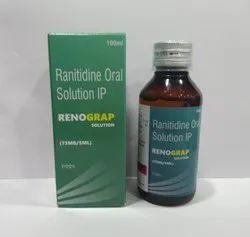 Ranitidine Hydrochloride 75 mg Solution