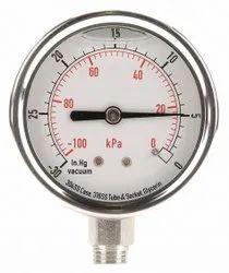Calibration of Vacuum Gauge Under NABL