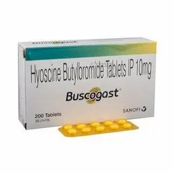 Hyoscine Butylbromide Tablets IP