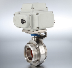 Electric Butterfly Valve