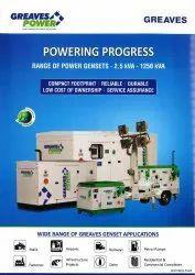 Greaves Power Generator