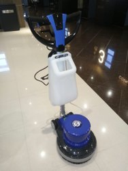 Single Disk Floor Scrubbing Cum Polishing Machine Supplier