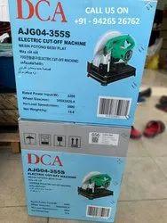DCA  Cutting Machine (DCA AJG04-355) Chop Saw