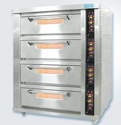 SK-P634/SK-634 SS Door Asian Advanced Electric Oven