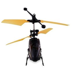 Black Kids Remote Control Helicopter