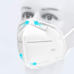 LXOICE Reusable Herbal Mask N95