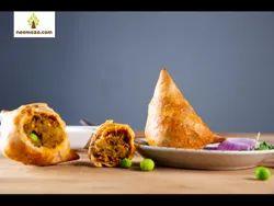 Frozen Ready To Eat Punjabi Matar Paneer Samosa, 1 Kg