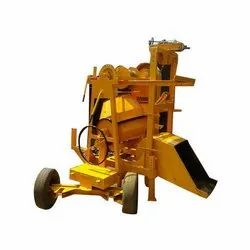 Concrete Mixer Machine With Lift 45 Ft.