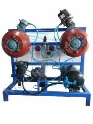 Air Brake Assembly Working Model