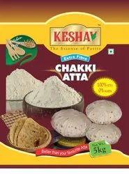 印度全麦5公斤Keshav Chakki Atta,包装类型:包