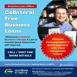 Working Capital Small Business Loan Consultancy Services