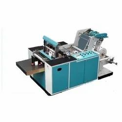 Square Bottom Bag Making Machine