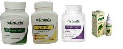 100% Ayurvedic Medicine Treatment Kit For Cancer  (Course Time 3 To 6 Months)