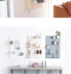 Plastic Bathroom Wall Shelves