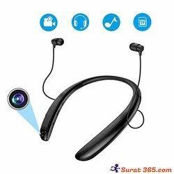 Bluetooth Nackband Camera 1080P Full HD