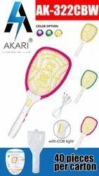 Akari Mosquito Racket WITH COB LIGHT