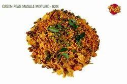 Taste India 828 Green Peas Masala Mixture Namkeen, Packaging Size: 1 Kg