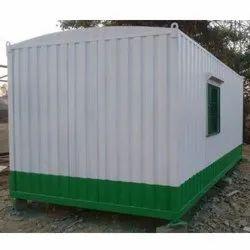 Steel PUF Cabin