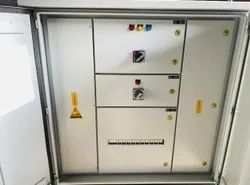 IP67 Floor Mounted Three Phase Electric RO Control Panel, For Industrial