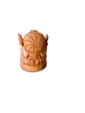 Ganesh Ji wooden Murti 2 inch
