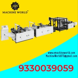 Non Woven Fabric Shopping Bag Making Machine