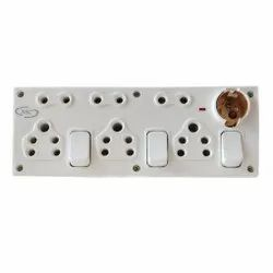15A 3+7 NSC Combined Switches