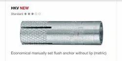 HKV Flush Anchor