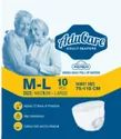 Pull Ups Aducare Premium Adult Diaper (pull Up / Pant Style) (size : M-l)