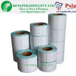 PULP Direct Thermal Labels 50 x 50 mm (2 x 2 inch), 1 Up Chromo DT50x50x1