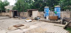 Drainage Water Treatment Plant