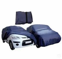 Navy Blue Nylon Car Cover
