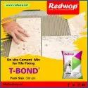 Teratile T-Bond-Single Component Dry Powder For Cement Based Slurry