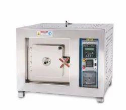 Single Sensor Method Calibration of Muffle Furnace Under NABL