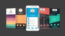 Digital Visiting Card Services, in Pan India