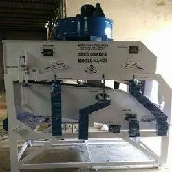 SEED GRADER/CLEANER MACHINE