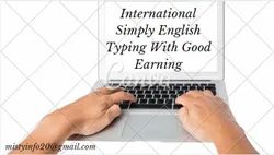 20 Days ISO9001 Ms Word Typing Work, Service Provider