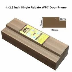 4x 2.5 Inch WPC Door Frame
