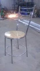 Silver Bakery Chair Manufacturer