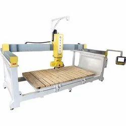 OSC GALAXY 5 Axis CNC Bridge Saw Cutting Machine