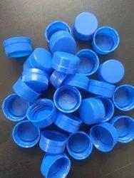 Blue Color Water Bottle Cap 28mm Alaska Neck (Compression Cap Of Sacmi Make)